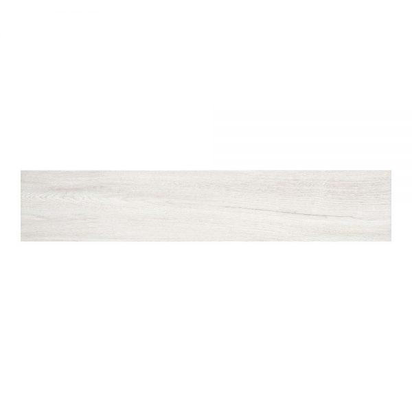 Porcelánico Imitación Madera. Pavimento Evie Color Blanco